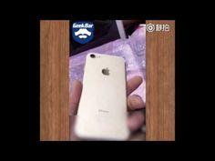 Vídeo de un supuesto iPhone 7 en funcionamiento - http://www.actualidadiphone.com/primer-video-iphone-7-funcionamiento/