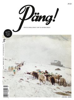 Päng! magazine, issue 3