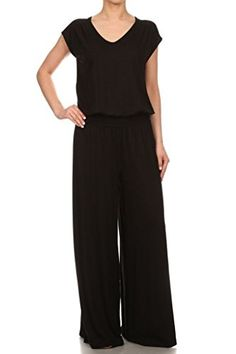 Womens 3//4 Playsuit Ladies Boob Tube Palazzo Wide Legs Jumpsuit All In One Piece