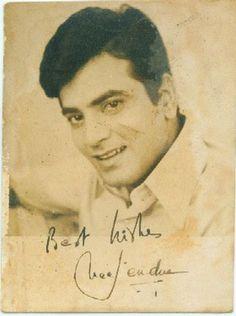 7th April 2012.  Happy 70th Birthday.  Jeetendra Kapoor.  #Bollywood #Actor