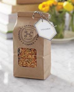 granola paper bags - Google Search