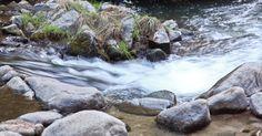 Hike to the Garden of Eden Swimming Hole, Santa Cruz