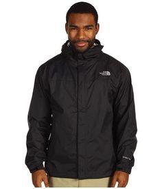 e5e5396b87 North Face Mens Venture Jacket Sz Large TNF Black Rain Coat Waterproof NEW  NWT  TheNorthFace