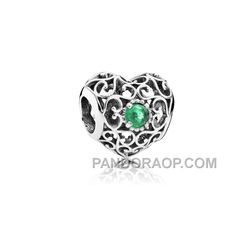 http://www.pandoraop.com/pandora-may-signature-heart-birthstone-charm-hot.html PANDORA MAY SIGNATURE HEART BIRTHSTONE CHARM HOT Only $14.00 , Free Shipping!