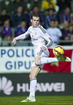 Gareth Bale 22/11/14