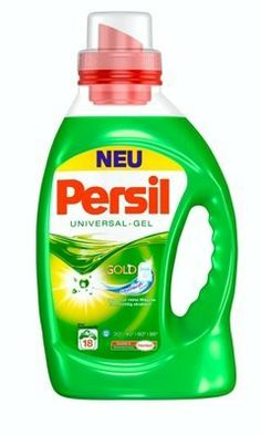 Persil Kraft - Gel Liquid Laundry Detergent 1.35 l by Persil. $18.30. Persil Universal Gel, formerly known as Kraft Gel (Power Gel) has the power to get your whites really bright white. Great for most whites and light color fast fabrics. Recommended for use with Persil Hygiene Disinfectant Rinse.