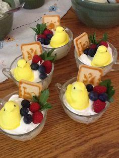 Easter dessert!
