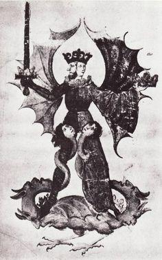 The Holmyard-Grand, a Hermetic Symbol.