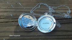 Personalized Photo necklaces www.Dana-Turgeman.com