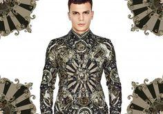 Scopri tutti i dettagli della sfilate Dolce & Gabbana Uomo sul sito Dolcegabbana.it.