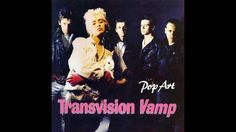 Transvision Vamp - Trash City (Lyrics in description)