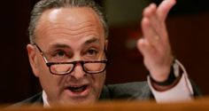 Schumer upset he can no longer use IRS as his personal Gestapo