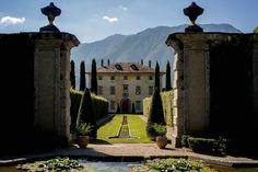 THE VIEW : A VILLA ON LAKE COMO, ITALY