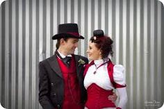 Image result for steampunk wedding