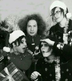 emo christmas fuhk yeah