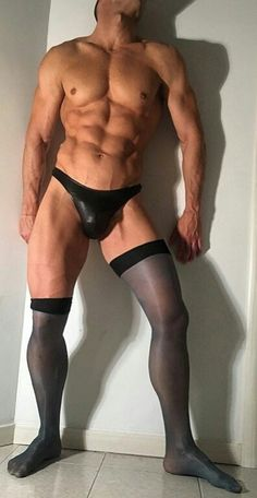 Mens Leotard, Sheer Socks, Nylon Stockings, Tights, Lingerie, Mens Fashion, Sexy, Swimwear, Thick Tights