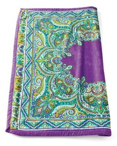 $350 for a beach towel? I think not..but it is pretty:)