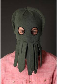 Bank robbery mask #1