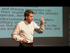▶ TEDxLubbock - Dr. Brian Still - What's the Next Telephone? Augmented Reality & Eye Tracking - YouTube