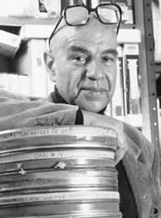 In MEMORY of BUD GREENSPAN on his BIRTHDAY - Born Jonah J. Greenspan, film director, writer, and producer known for his sports documentaries. His distinctive appearance in later years included wearing his large, dark-framed glasses atop his shaved head. Sep 18, 1926 - Dec 25, 2010 (Parkinson's disease)