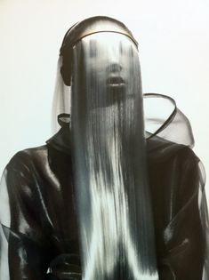Issey is a master / photo Irving Penn