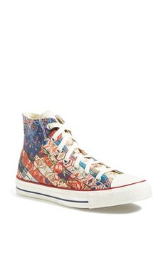 Converse Chuck Taylor® All Star® High Top Canvas Sneaker (Women) available at #Nordstrom