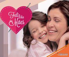 """O amor de uma mãe é o combustível que faz um ser humano conseguir o impossível."""" (Marion C. Garretty)A Equipe Calce Leve deseja um Feliz Dia das Mães! #DiadasMães #CalceLeve"""