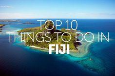 Top 10 things to do in | Fiji