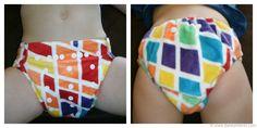 Itti Bitti Tutto Cloth Diaper Review