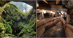 This 2 Km Trail Will Lead You Through Ancient Mine Tunnels In Ontario - Narcity Ontario Travel, Trail Guide, The Dark Crystal, Swimming Holes, Family Day, Sandy Beaches, Canada Travel, Adventure Awaits, Hiking Trails