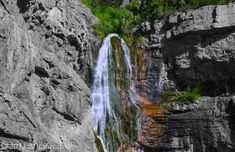 See The Tallest Waterfall In Utah At Provo Canyon Utah Vacation, Utah Adventures, Utah Hikes, Another World, Salt Lake City, Days Out, Day Trip, Trail, Beautiful Places