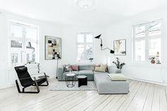 #Grünerløkka #Oslo #Scandinavian Eames, Floor Chair, Interior Inspiration, Scandinavian, Gallery Wall, Real Estate, Flooring, Interior Design, Oslo
