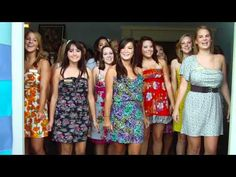 """I am a KKG"" door song lollololololol go HH! Rush Songs, Kappa Kappa Gamma, Sorority Gifts, Auburn University, Tall Girls, Summer Dresses, Greek, Big"