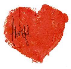 Inspire ⋙ thankful heart #Anthropologie #PinToWin