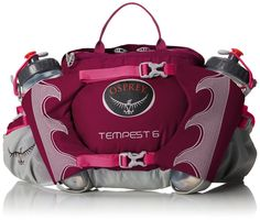 Camping Bags : Backpack and accessories :Osprey Packs Tempest 6 Hip Pack -- Trust me, this is great! Click the image.