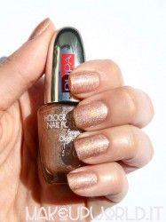 Pupa 039 Holographic Taupe #makeup #trucco #smalto #nail #nails #nailart #nailpolish #review #beauty #beautyblogger #nailmania