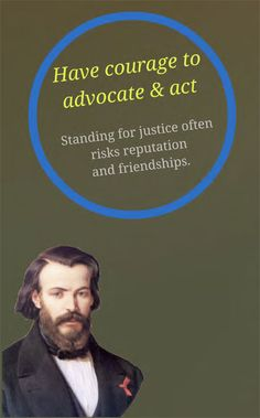 Presentation on The Roots of Frederic Ozanam's Passion for Charity and Justice #ssvp #svdp #famvin