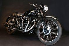 1951 VINCENT 1000cc BLACK SHADOW - Heroes Motorcycles Triumph Motorcycles, British Motorcycles, Vintage Motorcycles, Custom Motorcycles, Custom Bikes, Indian Motorcycles, Street Bob, Bobbers, Ducati