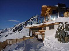 Zugang Skiraum - Wedelhütte Hotel & Chalet
