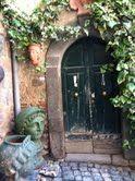 Bolsena, potter's studio