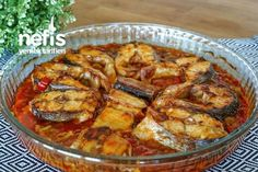 Baked Sauce Fish Recipe with Continuous Request (video) - Yummy Recipes - Fish Recipes Yummy Recipes, Easy Casserole Recipes, Best Dinner Recipes, Fish Recipes, Crockpot Recipes, Yummy Food, Baked Fish Fillet, Herb Stuffing, Homemade Cornbread