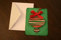 Homemade Christmas cards done by hand can make Christmas more traditional. While most people display their generic store-bought Christmas cards, yours will be sure to stand out. Here is a list of some creative homemade Christmas cards we've found. Free Printable Christmas Cards, Pop Up Christmas Cards, Homemade Christmas Cards, Christmas Greeting Cards, Homemade Cards, Handmade Christmas, Holiday Cards, Cheap Christmas, Valentine Cards