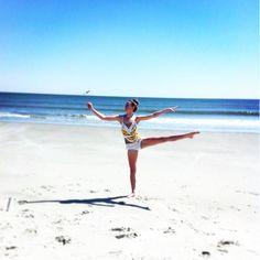 #baton #twirling #batontwirling beach picture