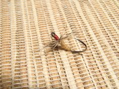 Tenkara fly with zenmai body Fishing Pictures, Fly Rods, Fly Tying, Fly Fishing, Tie, Cravat Tie, Ties, Camping Tips, Fishing Lures