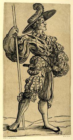 Print made by Jörg Breu I 1525-1530