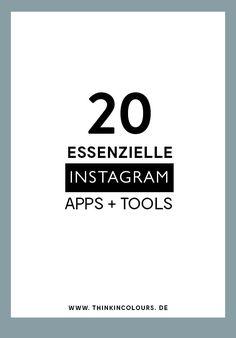 Diese Tools und Apps für Instagram solltest du unbedingt kennen! Sie bringen dein Instagram Profil auf ein höheres Level. Teste sie jetzt aus!