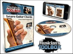 The Musician's Toolbox Learn Guitar Chords. You can learn how to play the guitar correctly, with no short-cuts, instantly. You don't need a pile of money, or an over-commitment of time.