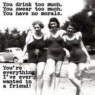 Friends! k_josephson  Friends!  Friends!