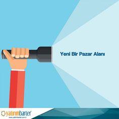 Yatırım Barter sistemini kullanarak firmanıza yeni bir pazar alanı oluşturun! http://yatirimbarter.com.tr/barter-nedir,YT_5.html
