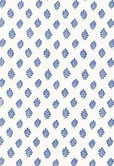 5005231 Bakara Leaf Delft Schumacher Wallpaper you can purchase this pattern online for less plus samples available. Thanks for shopping Mahones Wallpaper Shop for pattern Remember Mahones Wallpaper Shop only sells hand materials straight from Schumacher Motifs Textiles, Textile Patterns, Design Textile, Textile Prints, Fabric Wallpaper, Pattern Wallpaper, Hall Wallpaper, Bathroom Wallpaper, Wallpaper Roll